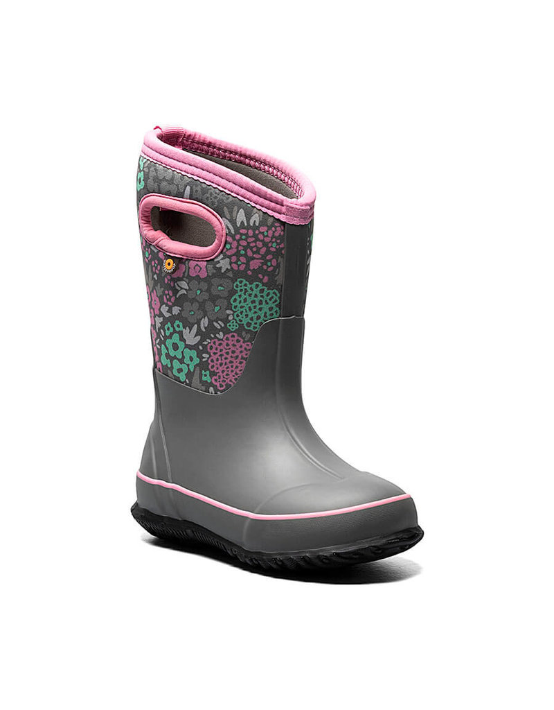 Bogs Kid's Classic Northwest Garden  Waterproof Insulated Boot Closeout