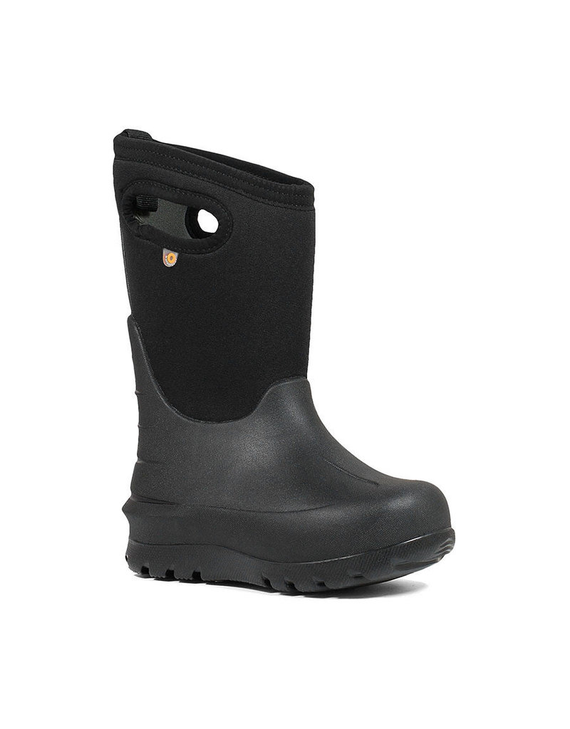 Bogs Kid's Neo Classic Solid Waterproof Insulated Boot