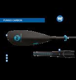 Wilderness Systems Pungo Kayak Paddle Carbon 220-240 Adjustable Shaft