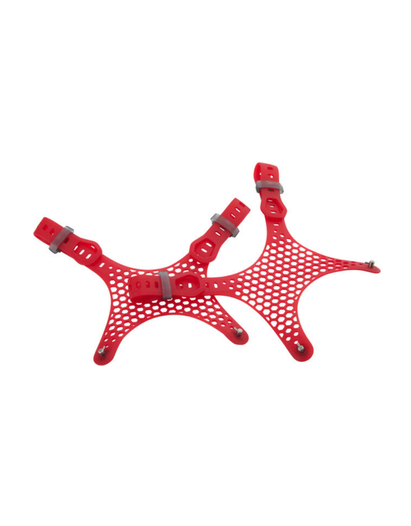MSR Paragon Binding Mesh Strap Kit Red