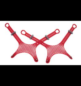 MSR Paragon Binding Mesh Strap Kit Red