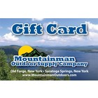Mountainman Mountainman Gift Card