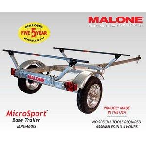 Malone Microsport Trailer MPG460G