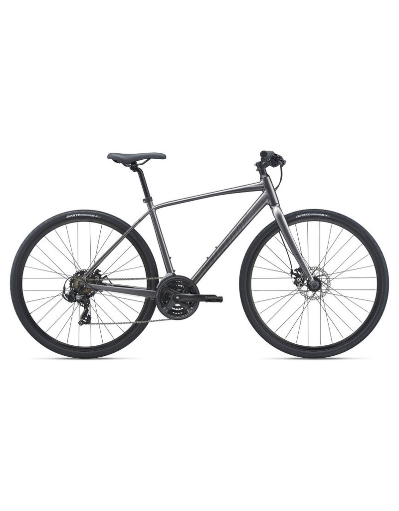 Giant Escape 3 Disc Size Medium Metallic Black - 2021