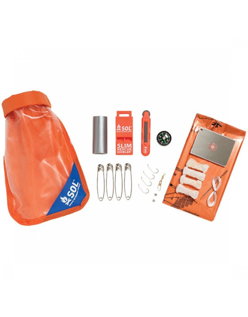 SOL Scout Emergency Survival Kit