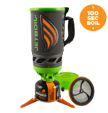 Jetboil Flash Personal Cooking System w/ Java Kit - Ecto