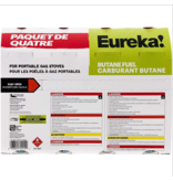 Jetboil Butane Fuel 8oz 4 Pack