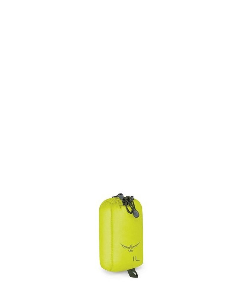 Osprey Packs Ultralight Stuff Sack 1L Electric Lime Closeout
