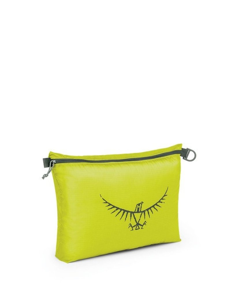 Osprey Packs Ultralight Zipper Sack - Large Electric Lime Closeout