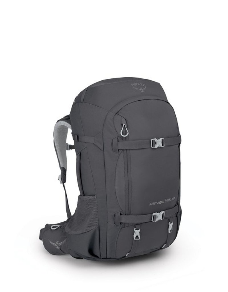 Osprey Packs Women's Fairview Trek 50L Pack Charcoal Grey