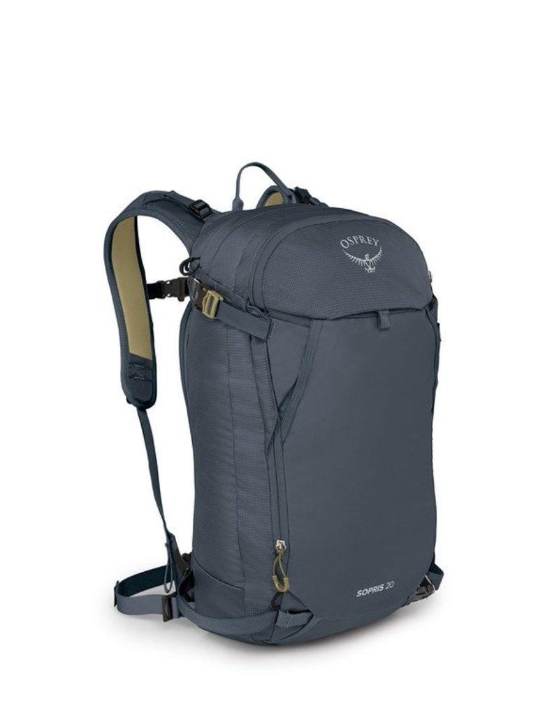 Osprey Packs Women's Sopris 20 Ski Pack Tungsten Grey