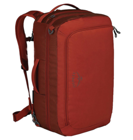 Osprey Packs Transporter Carry On Backpack Ruffian Red Closeout