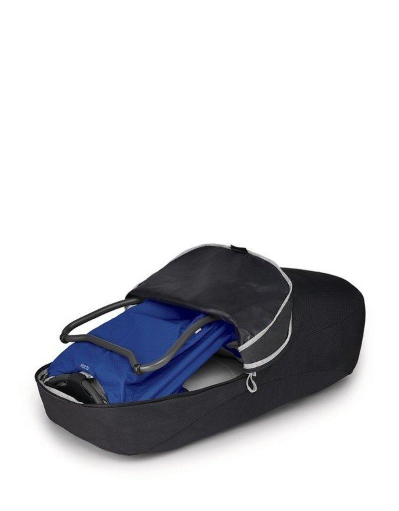 Osprey Packs Poco Child Carrier Carry Case Black