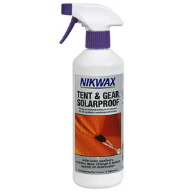 Nikwax Tent & Gear Solarproof Spray On 17oz (500 ml)