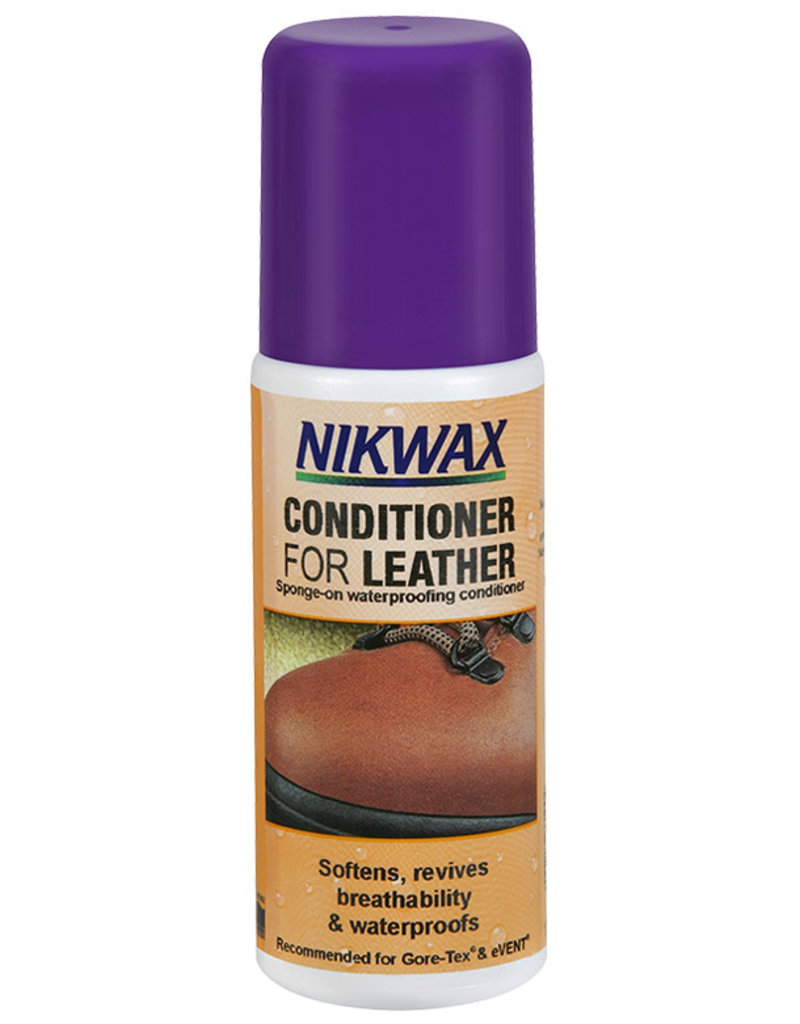 Nikwax Conditioner for Leather 4.2oz (125ml)
