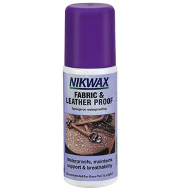 Nikwax Fabric & Leather Proof Sponge On 4.2oz (125ml)