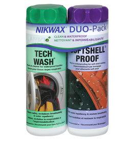 Nikwax Softshell Duo Pack 10oz (300ml)