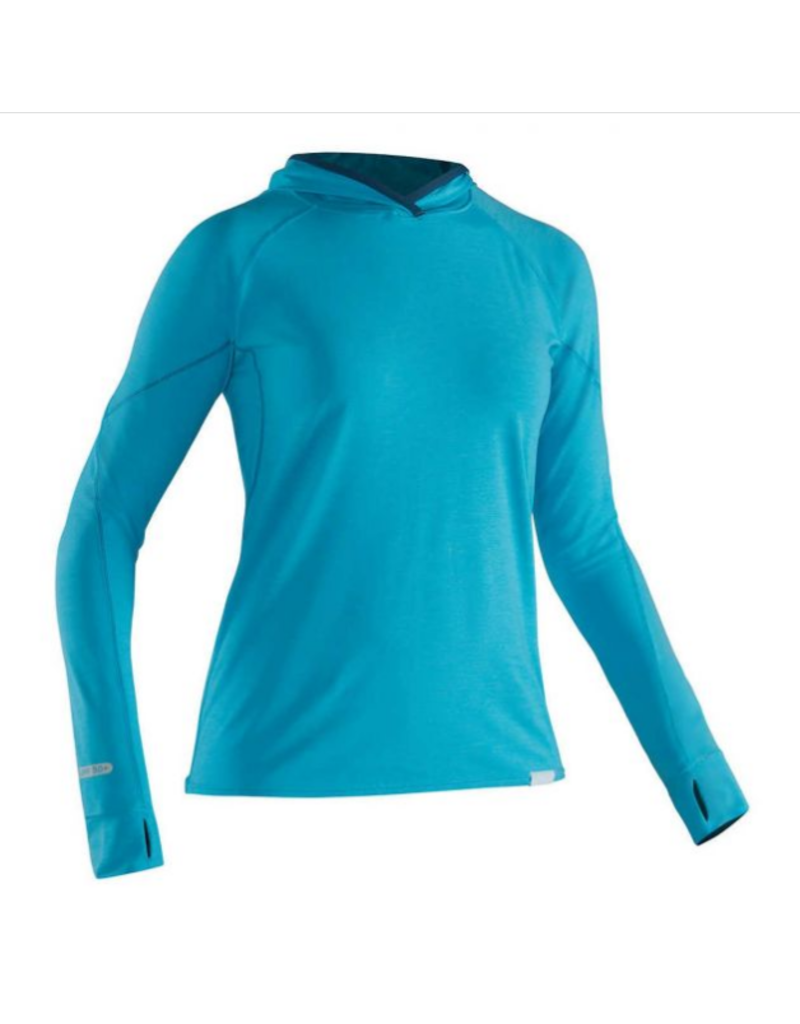 NRS Women's H2Core Silkweight Hoodie Closeout