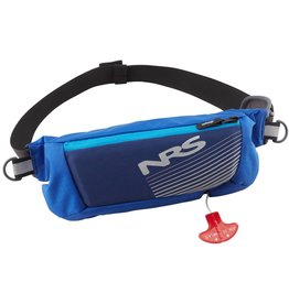 NRS Zephyr Inflatable PFD Blue