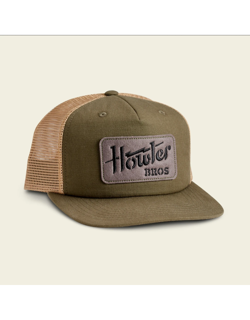 Howler Brothers Structured Snapback Hat