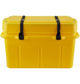 NRS Canyon Camping Dry Box  Yellow