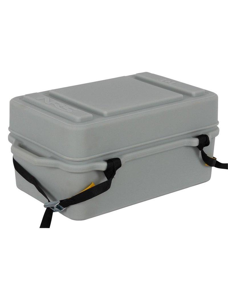NRS Boulder Camping Dry Box  Gray