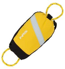 NRS Wedge Throw Bag 55' Yellow/Black