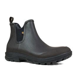 Bogs Men's Sauvie Slip On Waterproof Boot