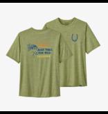 Patagonia Men's Cap Cool Daily Graphic Short Sleeve Shirt