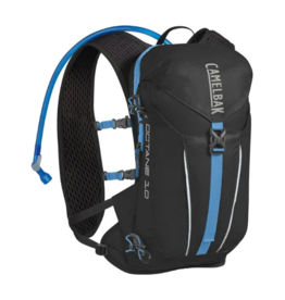 Camelbak Octane 10L 70oz Hydration Pack Black/Atomic Blue