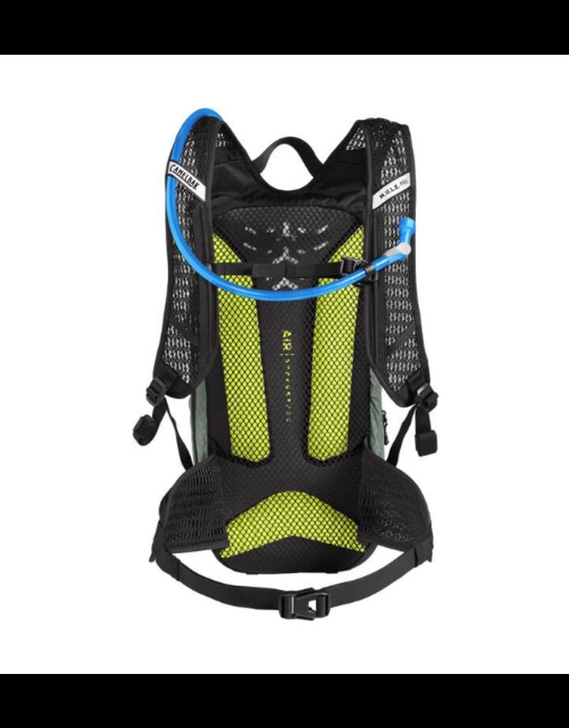 Camelbak MULE Pro 14 100 oz Hydration Pack Agave Green/Black