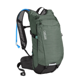 Camelbak MULE Pro 14 100 oz Hydration Pack Agave Green/Black