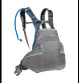 Camelbak Women's Solstice LR 10 100oz Hyrdation Pack Gunmetal/Blue Haze