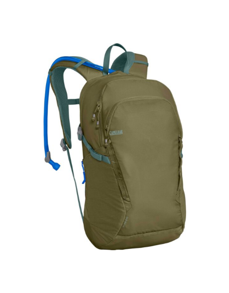Camelbak Women's Daystar 16 85oz Hydration Pack Burnt Olive/SIlver Pine