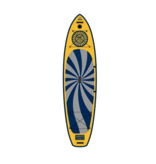 SOL Paddle SOLtrain Inflatable SUP Stand Up Paddleboard GalaXy - 2021