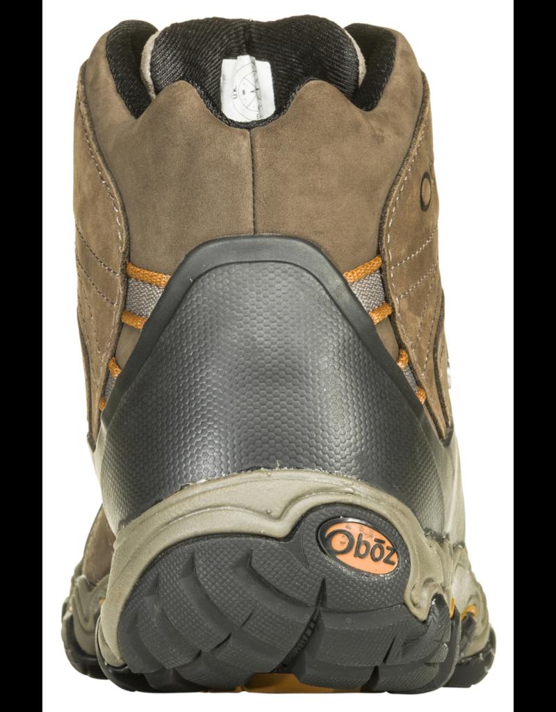 Oboz Men's Bridger Mid BDry Waterproof Boot - Wide