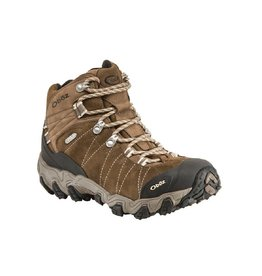 Oboz Women's Bridger Mid BDry Waterproof Boot - Wide