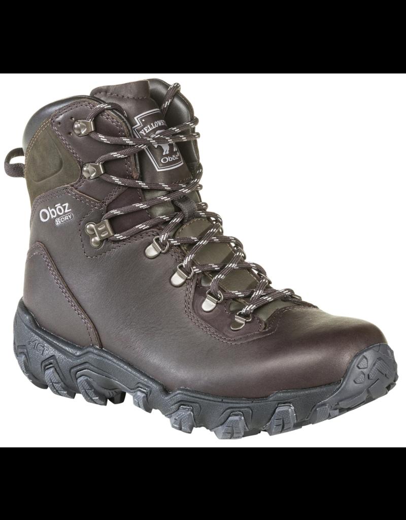 Oboz Women's Yellowstone Premium Mid BDry Waterproof Hiking Boot