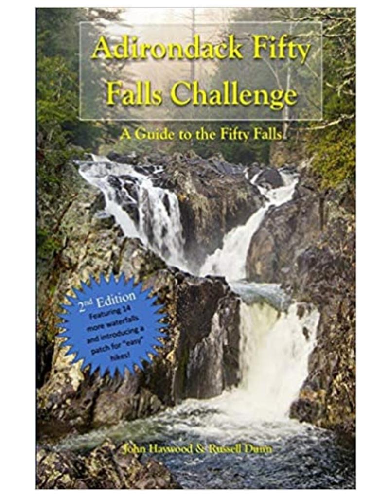 Blue Line Book Exchange Adirondack Fifty Falls Challenge: Guide to the Fifty 2nd edition