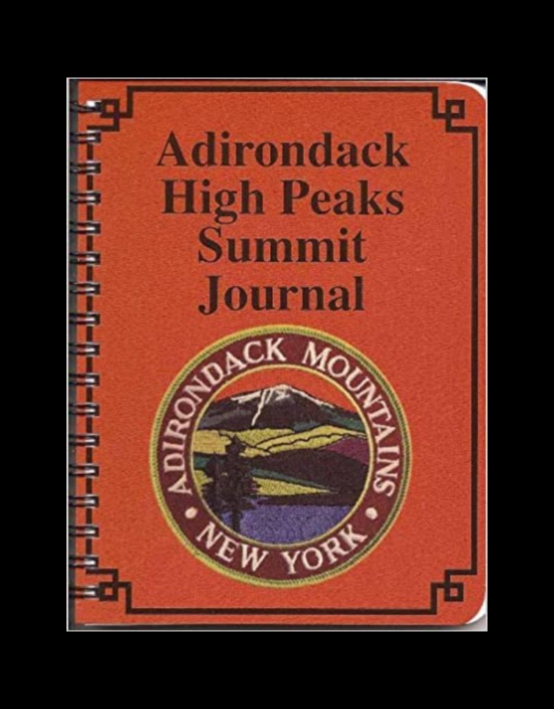 Blue Line Book Exchange Adirondack High Peaks Summit Journal
