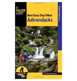 Blue Line Book Exchange Falcon Guide Best Easy Day Hikes: Adirondacks