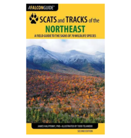 Falcon Publishing Falcon Guide Scats and Tracks of the Northeast