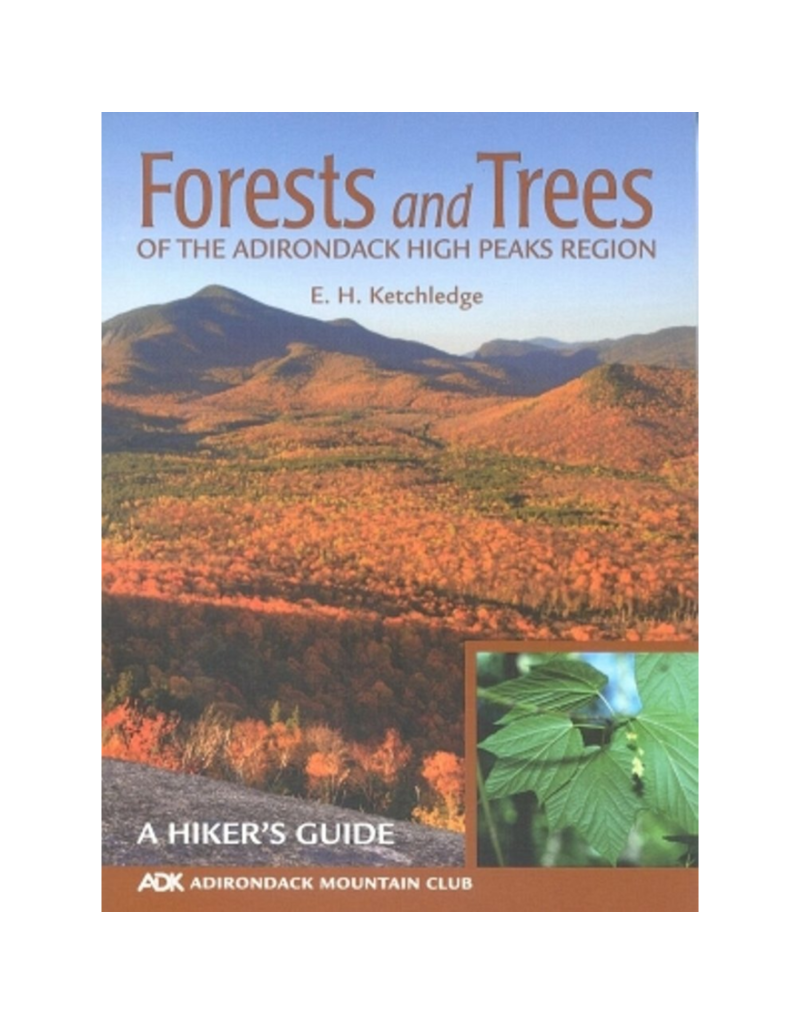 Blue Line Book Exchange Forests and Trees of the Adirondacks High Peaks Region