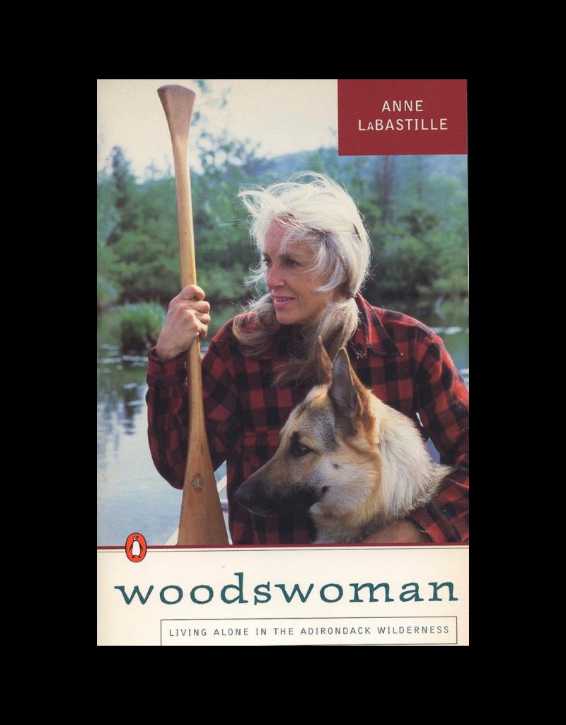 Blue Line Book Exchange Woodswoman by Anne LaBastille