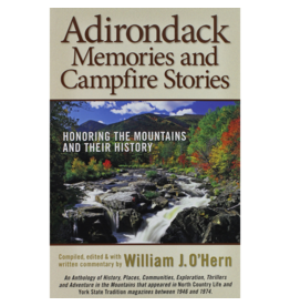 Blue Line Book Exchange Adirondack Memories and Campfire Stories by William J. O'Hern