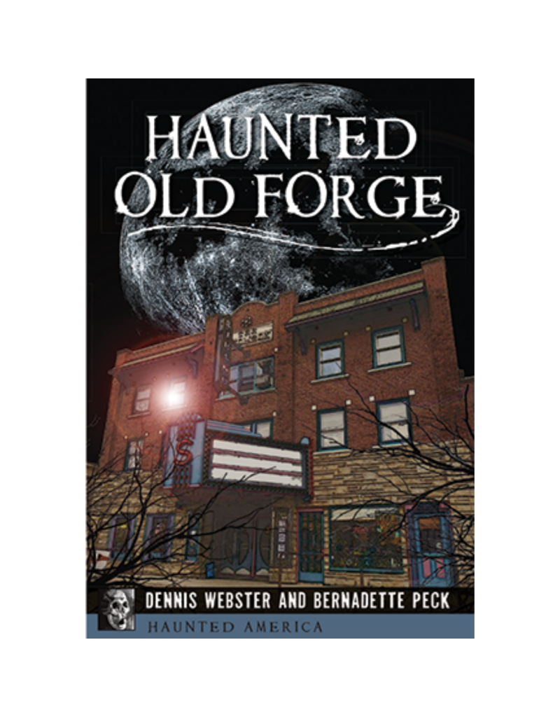Blue Line Book Exchange Haunted Old Forge
