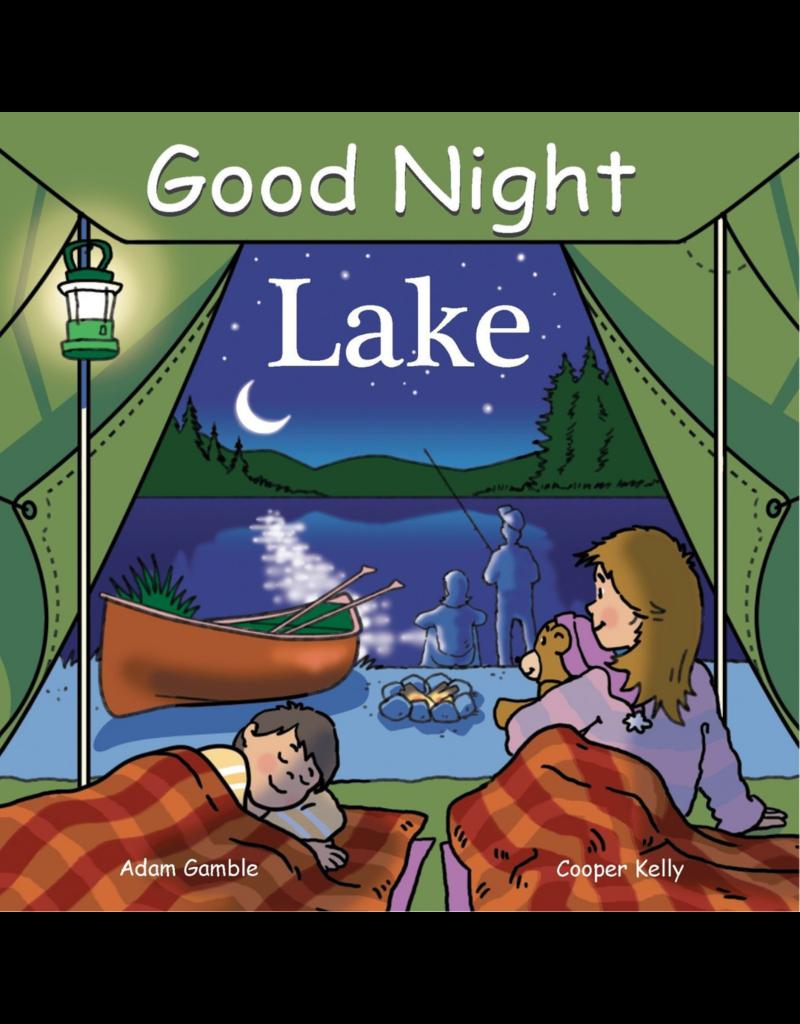 Blue Line Book Exchange Good Night Lake