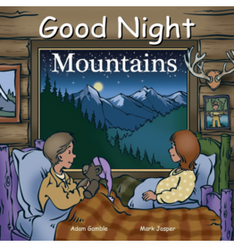 Blue Line Book Exchange Good Night Mountains