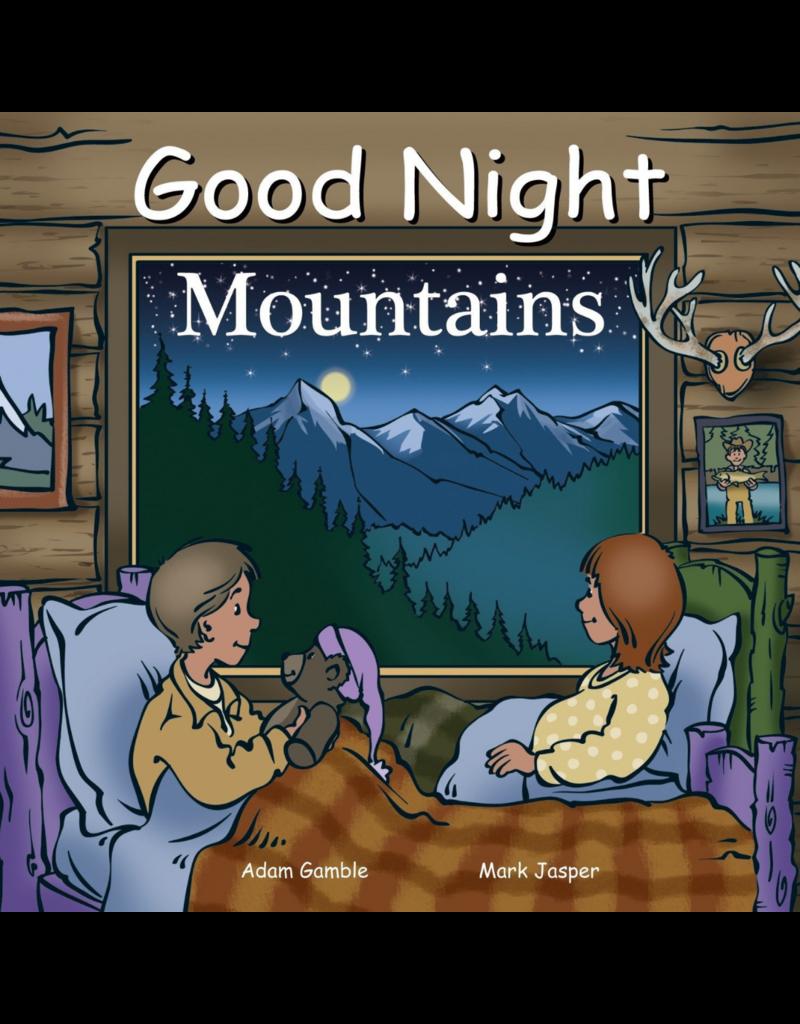 Blue Line Book Exchange Good Night Mountains