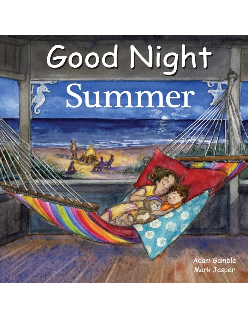 Blue Line Book Exchange Good Night Summer